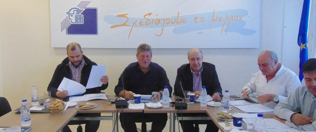 Περιφερειακό Επιμελητηριακό Συμβούλιο Κρήτης: Άμεσες λύσεις σε σημαντικά θέματα του νησιού