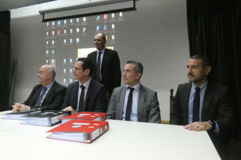 """Νέα εποχή στην ηλεκτροδότηση της Κρήτης. Υπεγράφη η σύμβαση για την """"μικρή"""" διασύνδεση"""
