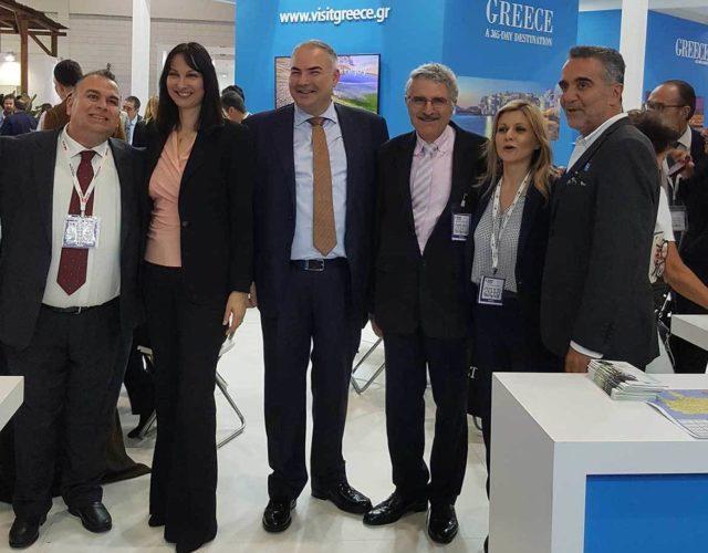 Θετικά τα μηνύματα για την Κρήτη από τη Διεθνή Έκθεση Τουρισμού του Λονδίνου