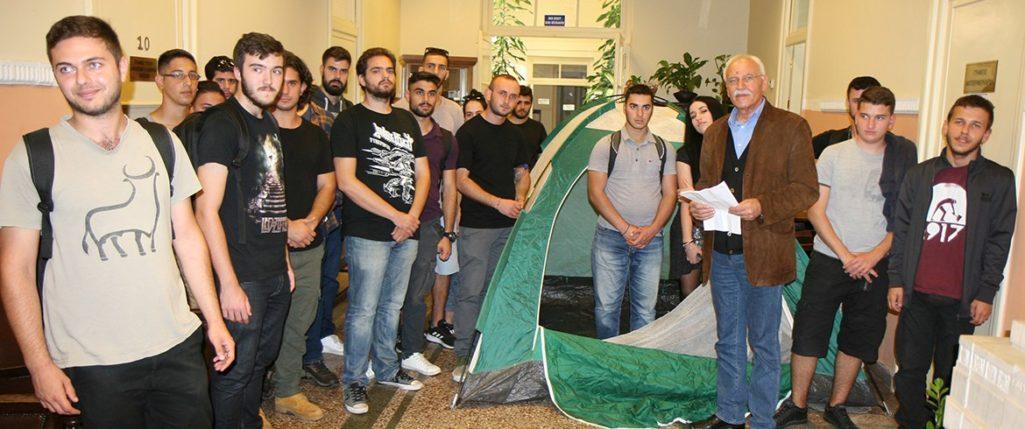 Παρέμβαση Βουλγαράκη για τα προβλήματα των φοιτητών στα Χανιά