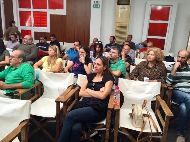Με επιτυχία ολοκληρώθηκαν τα σεμινάρια για τους εκπαιδευτικούς πληροφορικής σε όλη την Κρήτη