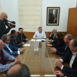 Υπογράφηκαν οι συμβάσεις για την δωρεών μεταφορά των δικαιούχων φοιτητών με τα ΚΤΕΛ του νησιού