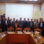 Κινέζοι επιστήμονες επισκέφθηκαν την Περιφέρεια Κρήτης