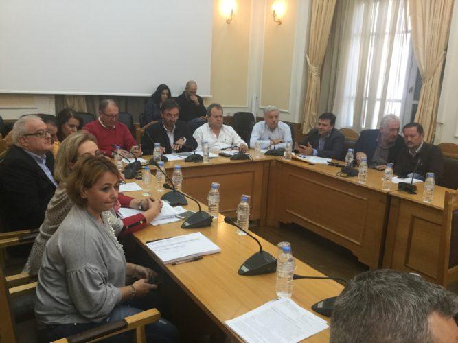 Με σημαντική αύξηση στο πρόγραμμα δημοσίων επενδύσεων, ο προϋπολογισμός του 2019 της Περιφέρειας Κρήτης