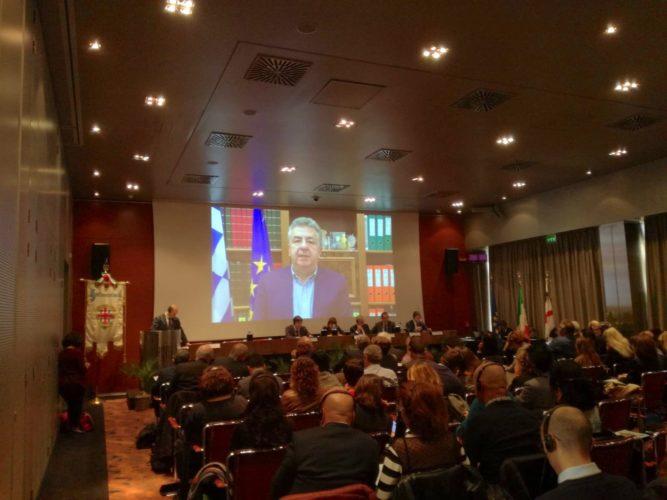 Στ. Αρναουτάκης: Κοινές στρατηγικές και συνεργασία για τα νησιά της Μεσογείου