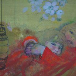 Έκθεση ζωγραφικής της Μαρίας Γιαννακάκη, στην μνήμη του Παναγιώτη Τέτση
