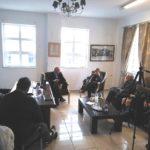 Στον δήμο Κανδάνου-Σελίνου ο Απ.Βουλγαράκης για τα έργα οδοποιίας που εκτελούνται στην περιοχή