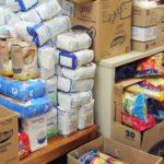Διανομή τροφίμων σε δικαιούχους του προγράμματος ΤΕΒΑ στην Κρήτη