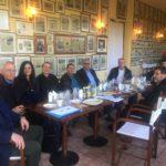 """Πρώτη συνάντηση για τη συνδιοργάνωση του διεθνούς συμβουλευτικού forum """"Πολιτιστικές Διαδρομές"""""""