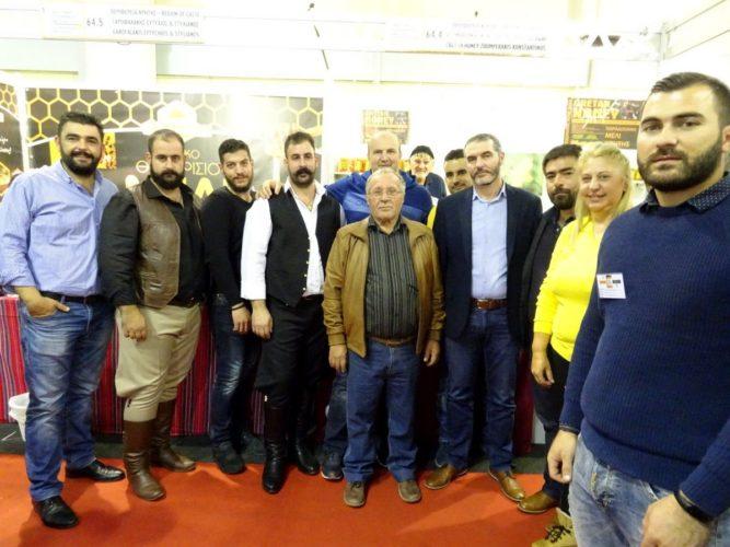Η Περιφέρεια στο 10ο Φεστιβάλ Ελληνικού Μελιού και Προϊόντων Μέλισσας στην Αθήνα