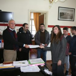 Απογοήτευση για τις συνθήκες που κάνουν μάθημα οι σπουδαστές του ΔΙΕΚ Ακρωτηρίου