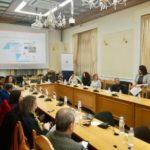 Παρουσίαση του προγράμματος Brandtour που υλοποιεί η Περιφέρεια Κρήτης σε εκπροσώπους φορέων