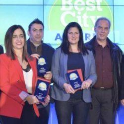 Τέσσερα βραβεία σε πανελλήνιο διαγωνισμό για τον δήμο Χανίων