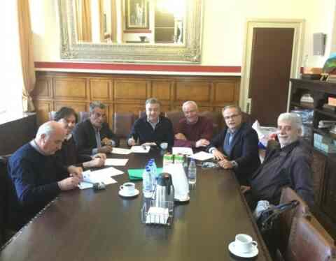 Σημαντική σύμβαση για έργα στον Δήμο Πλατανιά