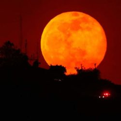 """Ορατό και από την Ελλάδα το """"ματωμένο φεγγάρι"""" στα τέλη Ιανουαρίου"""