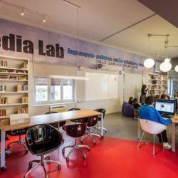 Πέντε χρόνια λειτουργίας του Media Lab της Δημοτικής Βιβλιοθήκης Χανίων
