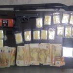 Κρήτη: Κοκαΐνη, όπλα και… αρκετά μετρητά – Δεκατρείς συλλήψεις