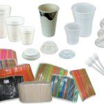 Τίτλοι τέλους για τα πλαστικά μιας χρήσης