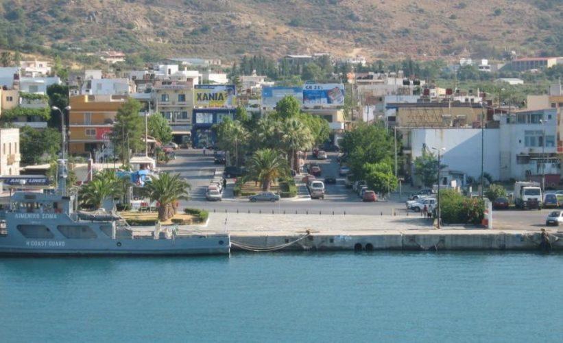 Εργασίες εκσυγχρονισμού στα λιμάνια της Σούδας και του Κολυμβαρίου