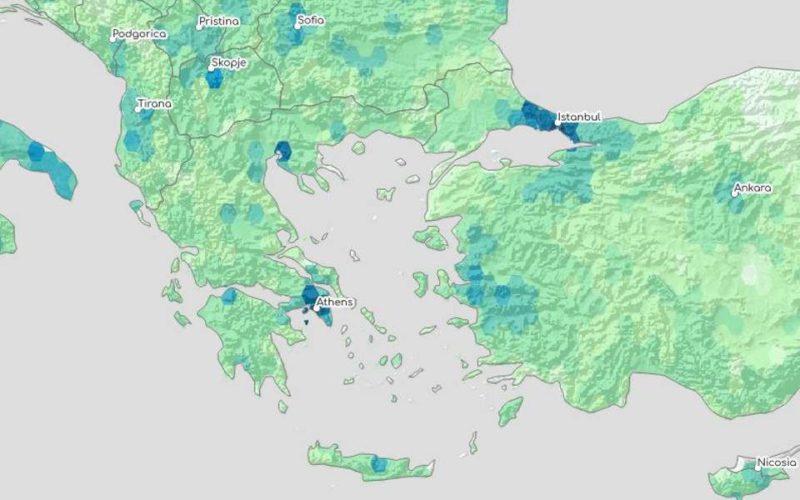 Εκτός άμεσου σεισμικού κινδύνου η Κρήτη, σύμφωνα με παγκόσμια έρευνα