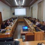 Σε σύσκεψη τα θέματα στρατηγικού σχεδιασμού της Περιφέρειας Κρήτης