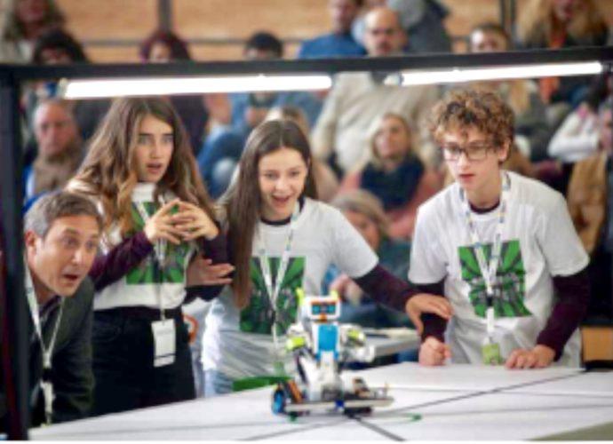 Παγκρήτιος διαγωνισμός εκπαιδευτικής ρομποτικής για μαθητές