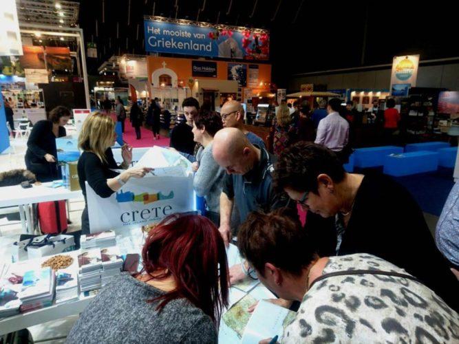 Δυναμική παρουσία της Περιφέρειας στην διεθνή έκθεση τουρισμού της Ολλανδίας