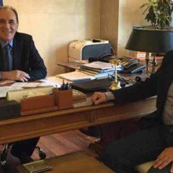 Σήμερα το κρίσιμο ραντεβού του Τάσου Βάμουκα στην Αθήνα για την ΔΕΔΙΣΑ