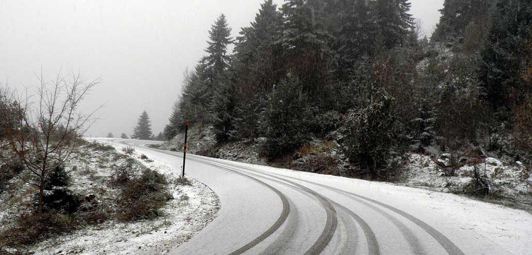 Χανιά: Στα λευκά πολλές περιοχές - Ποιά είναι η κατάσταση στο Νομό