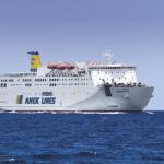 Ο καπετάνιος του «Αστερίων ΙΙ» της ΑΝΕΚ, παλεύει με τα κύματα στην Αδριατική (video)