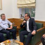 Συνεργασία Περιφέρειας Κρήτης με το υπουργείο Περιβάλλοντος