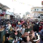 Κορυφώνονται οι αποκριάτικες εκδηλώσεις στα Χανιά. Την Κυριακή το μεγάλο καρναβάλι στην Σούδα