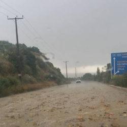 Οδηγίες από την Αντιπεριφέρεια για τα ακραία καιρικά φαινόμενα που πλήττουν τα Χανιά