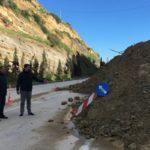 Επιστολή Βάμβουκα σε Περιφέρεια και υπουργείο για τις επικίνδυνες κατολισθήσεις στον Σταλό