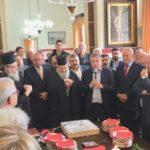 Έργα για την Κρήτη και ευχές Περιφερειάρχη στην κοπή της πίτας