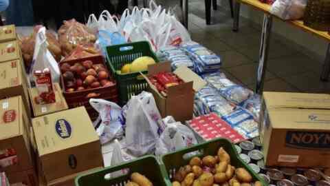Περιφέρεια Κρήτης: Ξεκινά η 6η διανομή τροφίμων μέσω του προγράμματος ΤΕΒΑ