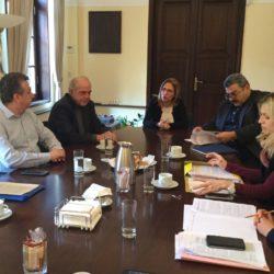 Θέματα συντονισμού συζήτησαν Αποκεντρωμένη Διοίκηση, Περιφέρεια και δήμοι της Κρήτης