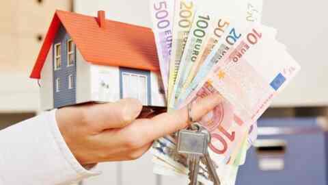 Στα 200 ευρώ κατά μέσο όρο τα ενοίκια που δηλώνονται στην εφορία