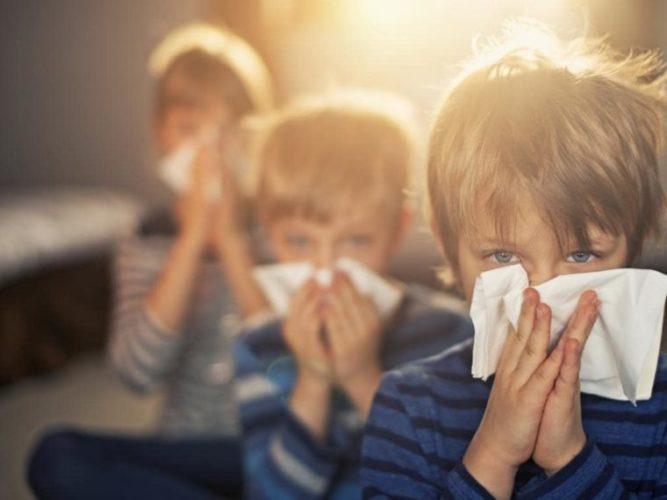 Οδηγίες στα σχολεία για την πρόληψη της γρίπης από το Υπουργείο Παιδείας