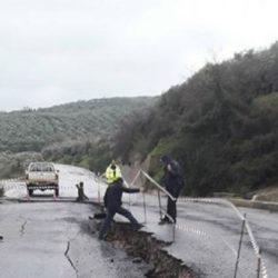 Στην κυκλοφορία ο άξονας Καλουδιανά-Έλος και η παλαιά οδός Φουρνέ-Μεσκλά