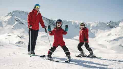 Πανελλήνια εβδομάδα χιονιού, με τον Ορειβατικό Χανίων στον Ψηλορείτη
