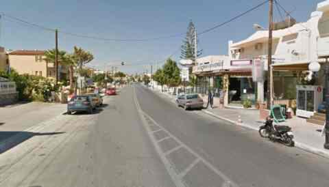 Ξενοδόχοι Χανίων: Χρειάζεται άμεσα συντήρηση η παλιά εθνική οδός μέχρι τον Πλατανιά