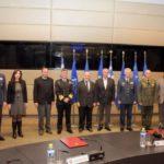 Υπογραφή μνημονίου συνεργασίας μεταξύ ΥΠΕΘΑ και Πολυτεχνείου Κρήτης