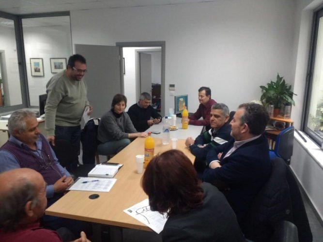 Στην υπηρεσία καθαριότητας και πρασίνου του δήμου Χανίων ο Γρηγόρης Αρχοντάκης