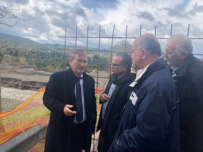 Στις πληγείσες περιοχές ο φορολογικός περιφερειάρχης Κρήτης. Αίτημα του δήμου για φοροαπαλλαγές προς τους πληγέντες