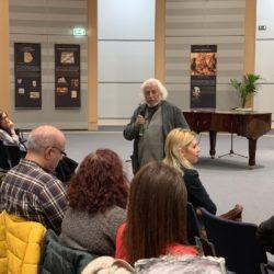 Εντυπωσίασε στο Ευρωπαϊκό Κοινοβούλιο η έκθεση του Ιστορικού Μουσείου Κρήτης