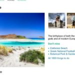 Η Κρήτη στους κορυφαίους προορισμούς του κόσμου
