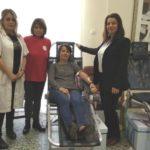 Με επιτυχία η εθελοντική αιμοδοσία στο Δημαρχείο Χανίων