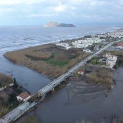 Αντικείμενο μελέτης από την ΕΜΥ, οι πρόσφατες θεομηνίες στην δυτική Κρήτη. Από το 1968 είχε να καταγραφεί παρόμοια καταστροφή
