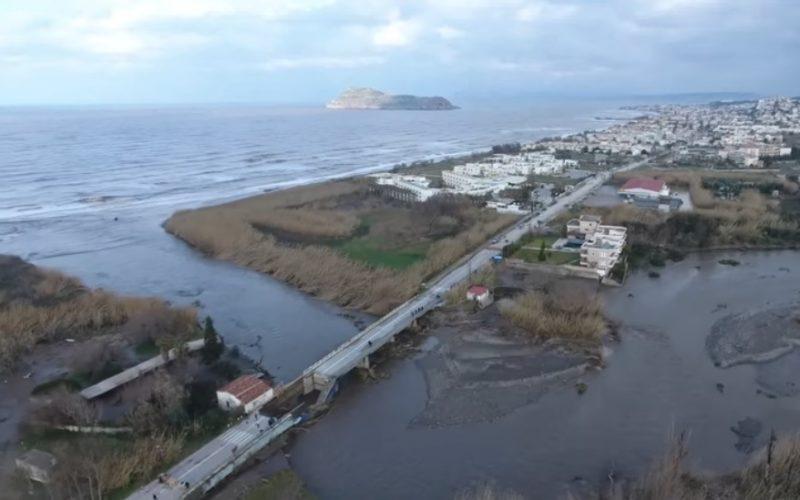 Χρηματοδότηση 92 εκατ. ευρώ για αποκατάσταση ζημιών στην Κρήτη